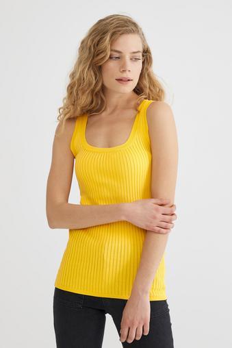 Sarı Triko Atlet