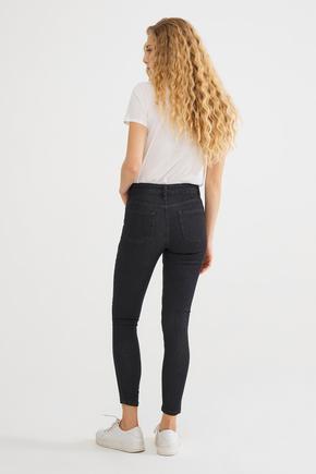Siyah Jean Pantolon