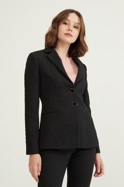 Jakarlı Ceket