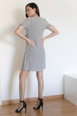 Kruvaze Elbise