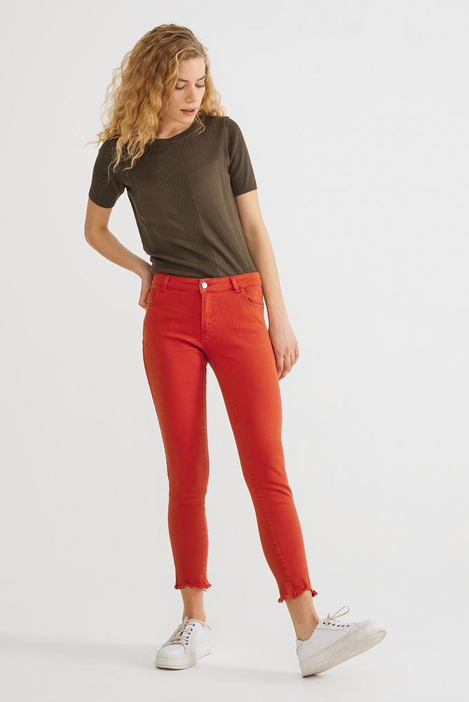 Tarcin Paça Detaylı Pantolon
