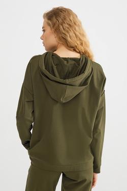 Kolu Detaylı Sweatshirt