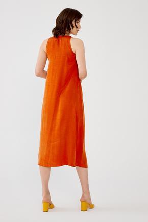 Tarcin Sıfır Kol Elbise