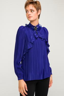 Dantel Detaylı Bluz.