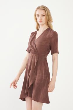 Kısa Kol Elbise
