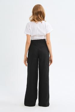 Geniş Paçalı Pantolon