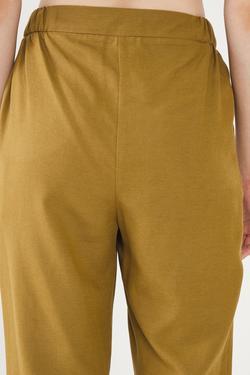Paçası Pilili Pantolon