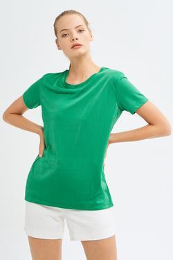 Yuvarlak Yaka T-shirt
