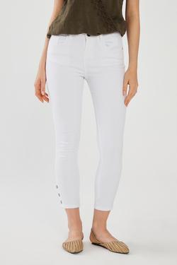 Paça Detaylı Pantolon