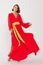 Uzun Şifon Elbise