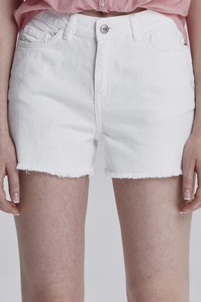 Beyaz Şort