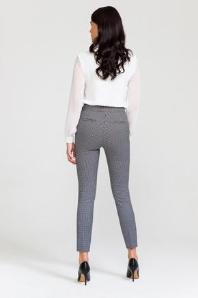 Siyah Tokalı Pantolon