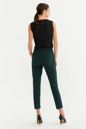 Yeşil Cepli Pantolon