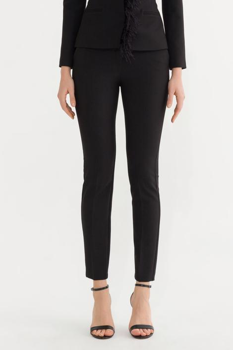 Siyah Kalem Pantolon