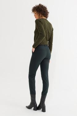 Arkası Lastikli Pantolon