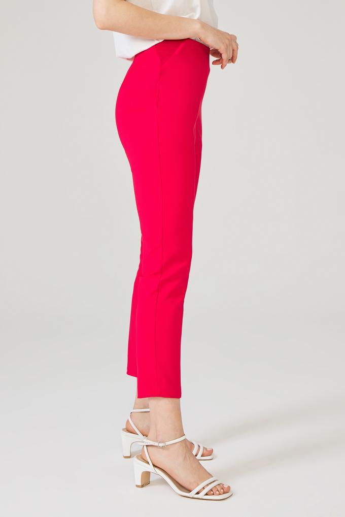 Kırmızı Lastikli Pantolon