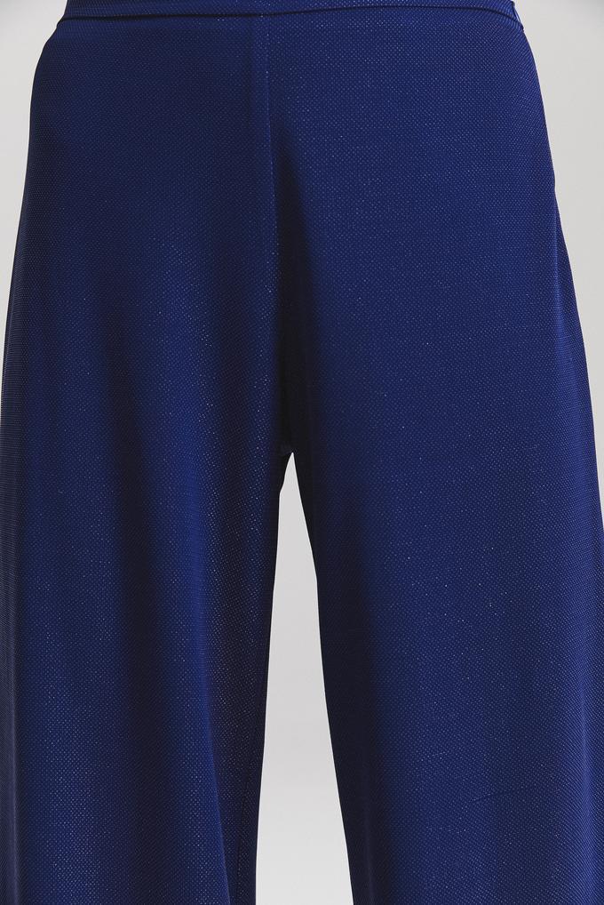 Mavi Simli Jarse Pantolon