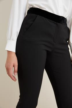 Beli Kadife Garnili Pantolon