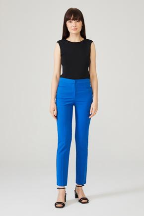 Mavi Boru Paça Pantolon