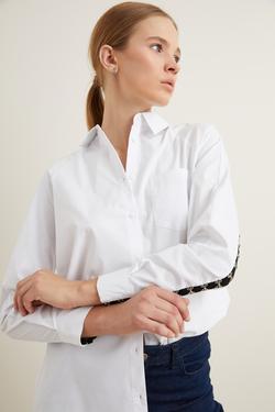 Arkası Detaylı Gömlek