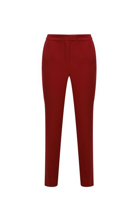 Kırmızı Kalem Pantolon