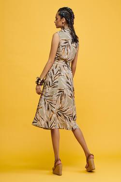 Sıfır Kol Elbise