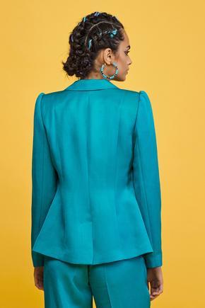 Mavi Erkek Yaka Ceket