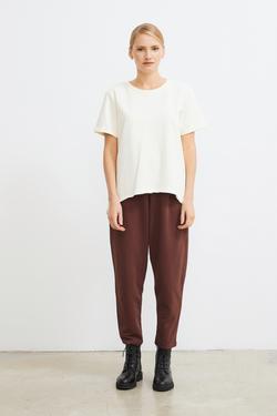 Kısa Kollu Sweatshirt