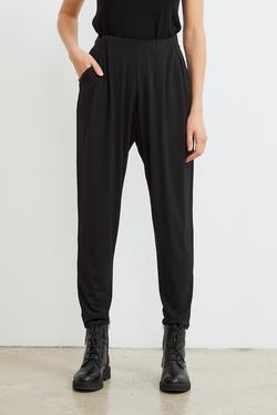 Pili Detaylı Örme Pantolon