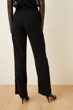 Yüksek Bel Bol Pantolon