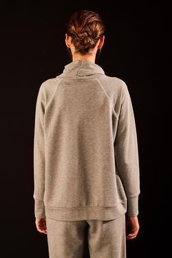Degaje Yakalı Sweatshirt