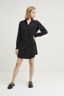 Kruvaze Mini Elbise