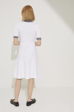 Fermuarlı Triko Elbise