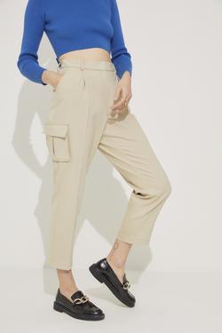 Kargo Cep Pantolon