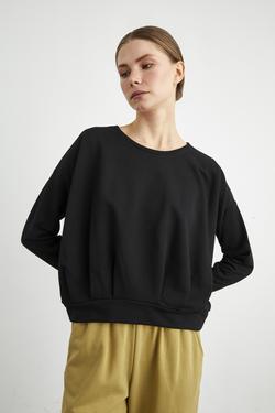 Uzun Kollu Sweatshirt