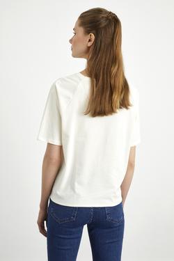 Önden Bağlama Detaylı Tişört