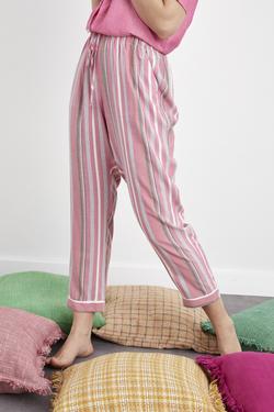 Biyeli Uzun Pijama