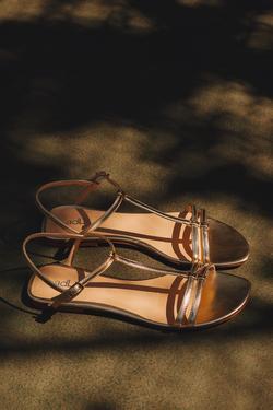 Biye Detaylı Sandalet