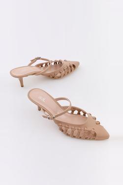 Sivri Burunlu Ayakkabı