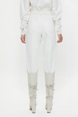 Beli Lastikli Non-Denim Pantolon